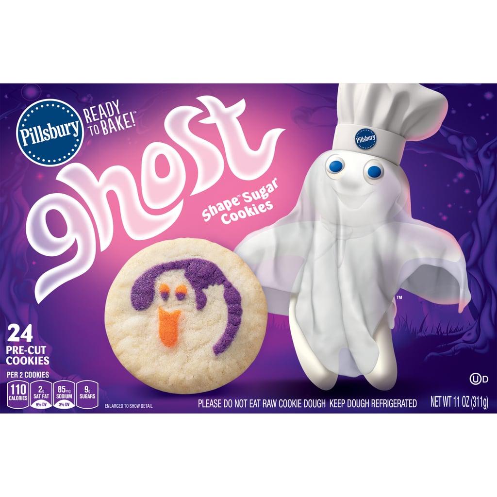 Pillsbury Shape Ghost Sugar Cookies