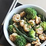 Healthy Shrimp Stir-Fry