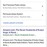 Scroll down to see where an ebook version is available at a local library.