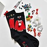 DIY Ugly Sweater Sock Kit
