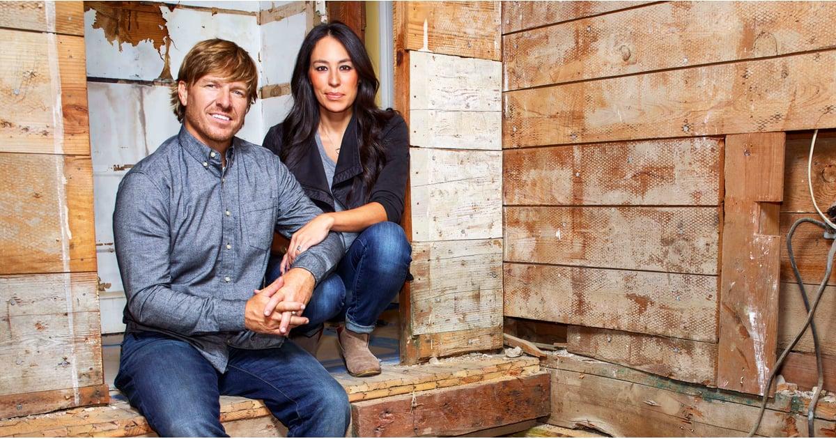 chip and joanna gaines in entrepreneur magazine popsugar home. Black Bedroom Furniture Sets. Home Design Ideas