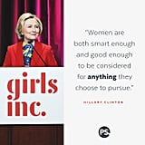 Hillary Clinton's Best Quotes