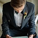 Old-World Wedding Inspiration