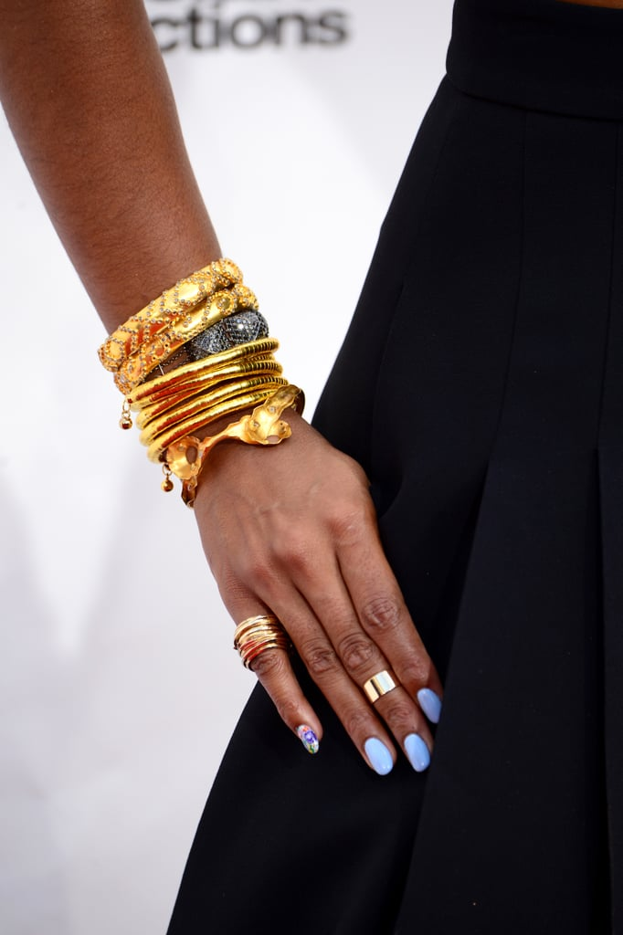 Kelly Rowland | Best Celebrity Manicures From the 2014 Awards Season ...