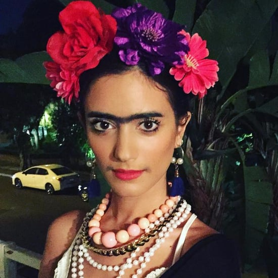Frida Kahlo Popsugar Beauty