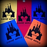 Matching Disney Family Home Shirts