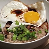 Savory Asian Egg Oatmeal