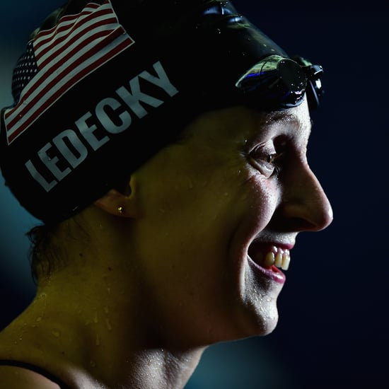 Katie Ledecky on Training For the Postponed 2020 Olympics