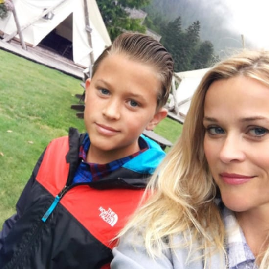 Reese Witherspoon Hiking Trip With Her Son Deacon July 2016