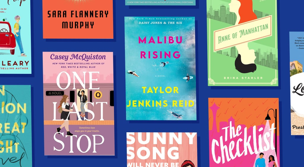 Best New Books Releasing in June 2021