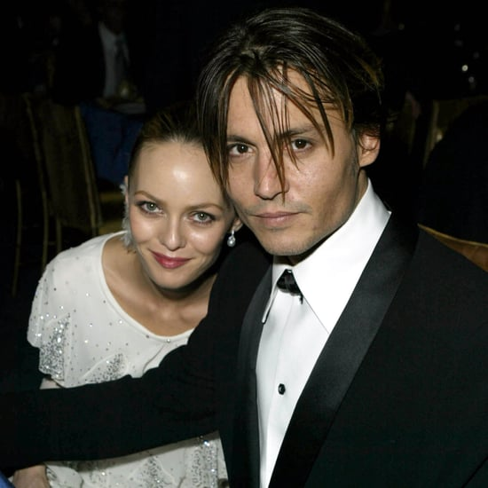 Johnny Depp and Vanessa Paradis Split