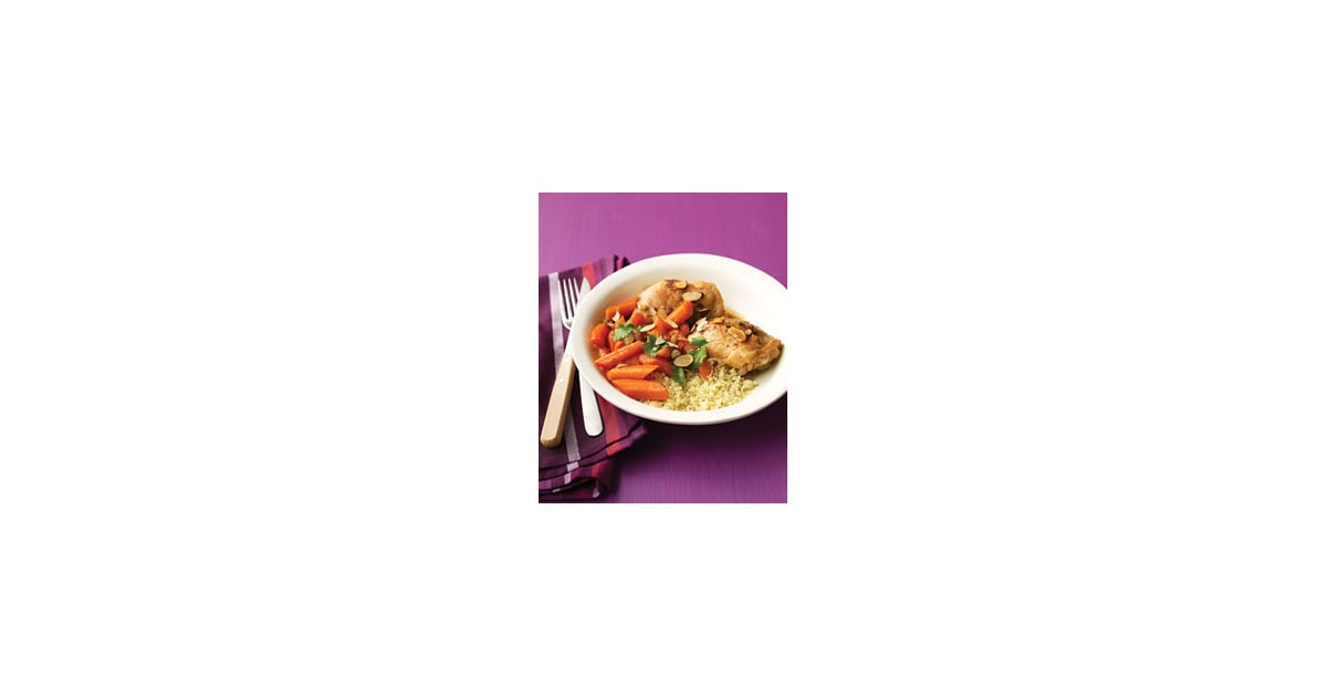 Slow Cooker Recipe For Spiced Chicken Stew With Carrots ...