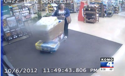 Diaper Thieves Caught After Multiple Heists