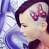 Permanent Minnie Hair Bow