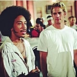 Ludaris fondly remembered his late friend and colleague Paul Walker. Source: Instagram user itsludacris