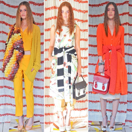 Chris Benz Spring 2013   Pictures