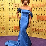 Ryan Michelle Bathe at the 2019 Emmys