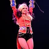 Circus Ringmaster Britney