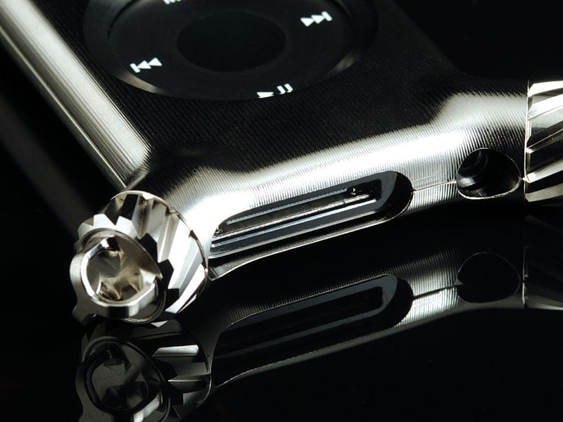 Titanium iPod Nano Case Will Set You Back $819
