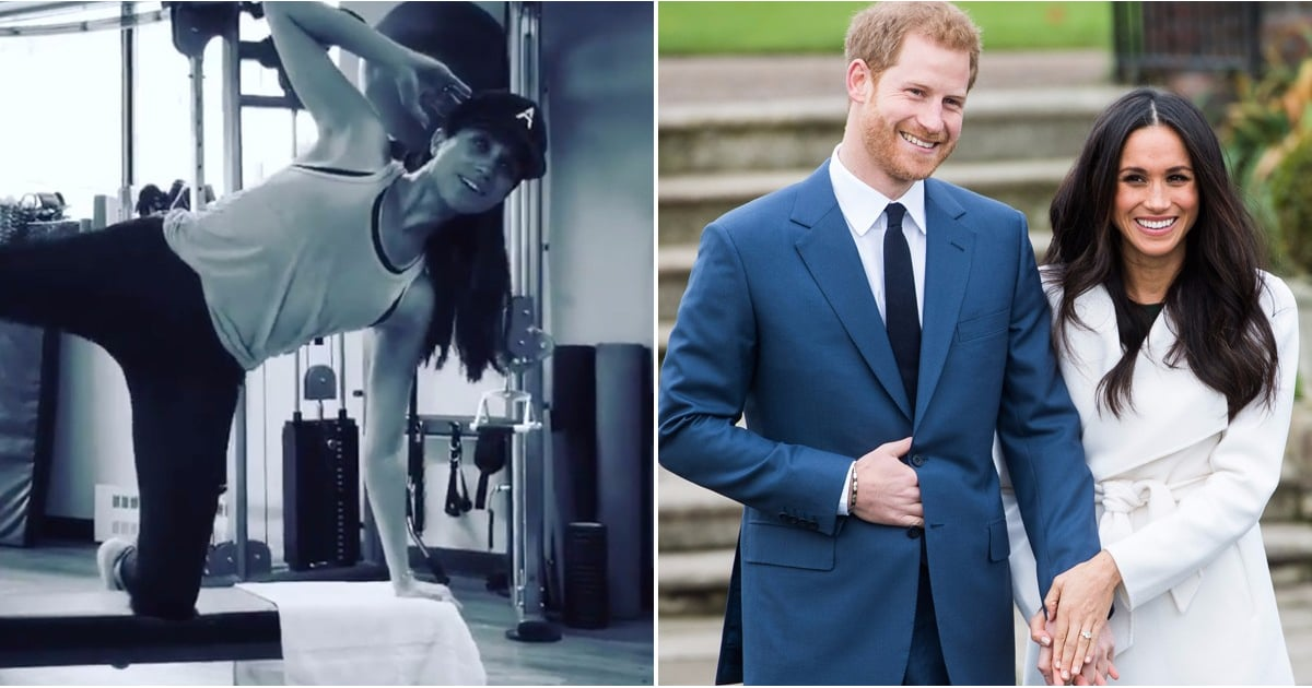 These Are the Workouts That Will Have Meghan Markle Ready For Her Royal Wedding