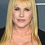 Patricia Arquette With Blunt Bangs