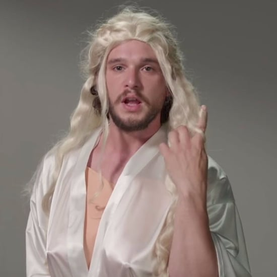 Kit Harington Game of Thrones Audition on Jimmy Kimmel Video
