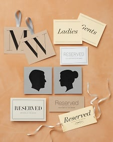 image regarding Free Printable Reserved Seating Signs identify Reserved Seating Indications Totally free Printable Wedding ceremony Indicators