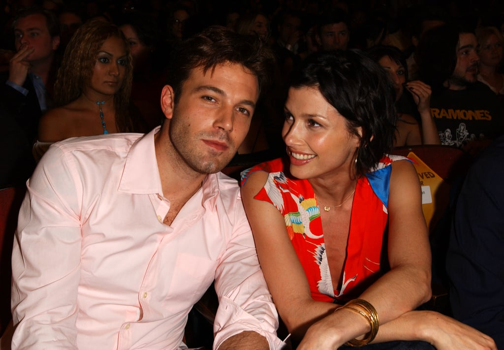 In 2002, Ben Affleck and Bridget Moynahan sat together in the audience while promoting The Sum of All Fears.