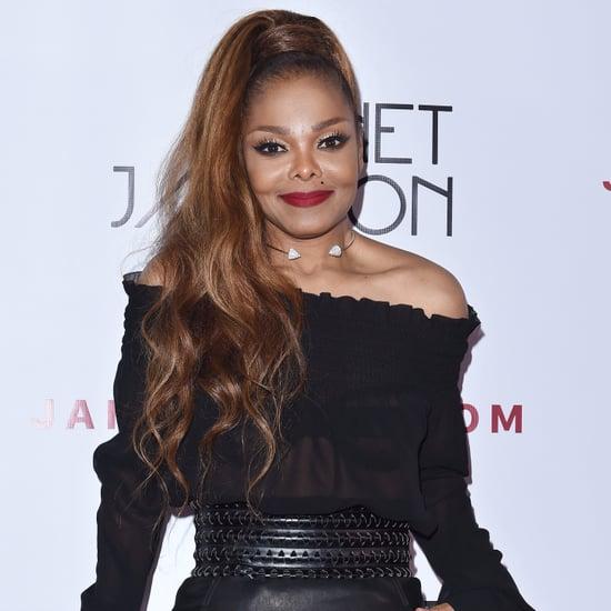 Janet Jackson Postpartum Weight Loss