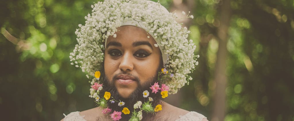 This Bearded Bride Will Change the Way You Perceive Beauty