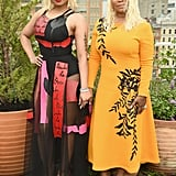 Pictured: Nicki Minaj and Carol Maraj