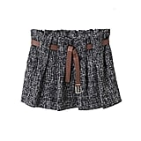 Thakoon Belted Mini Skirt, $750