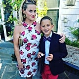 """""""Happy birthday to my sweet 12 year old boy! You bring joy to everyone you know. I feel so blessed to be your mom"""""""