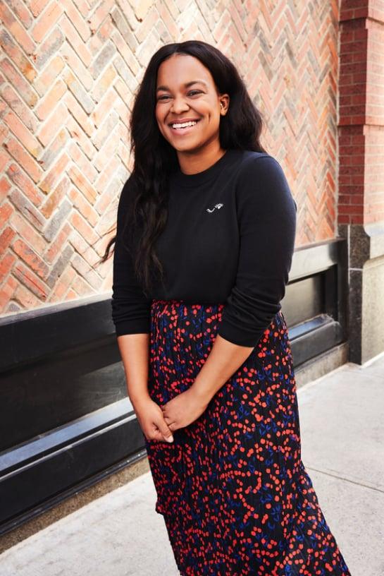 Brittni Rhoden | senior office coordinator, POPSUGAR