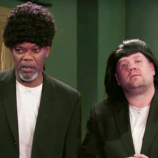 Samuel L. Jackson and James Corden Re-Create Movies
