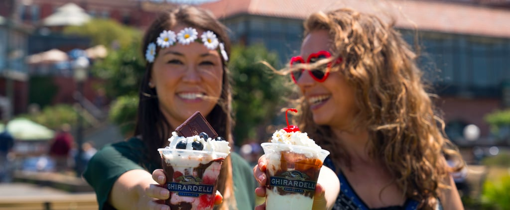 When You Buy This Ice Cream at Disney Springs, You'll Get a Free Flower Crown
