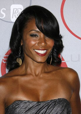 Jada Pinkett Smith Makes Time For TNT Series