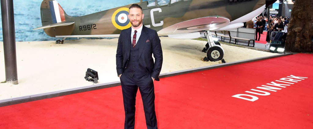 Sorry, Ladies and Gents: Tom Hardy Is Not as Tall as You Probably Thought