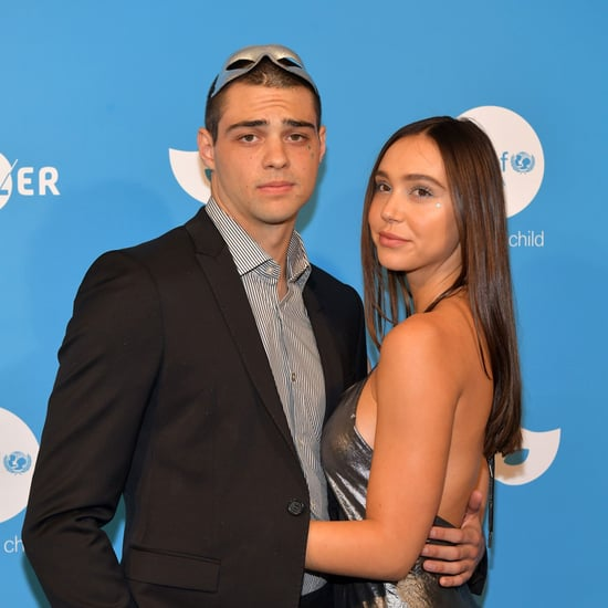 Alexis Ren Talks About Relationship With Noah Centineo