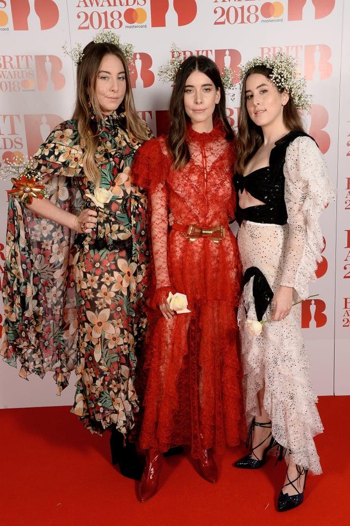 Este Haim, Danielle Haim, and Alana Haim