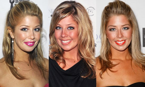 Holly Montag Lipstick, Holly Montag Makeup, The Hills Makeup