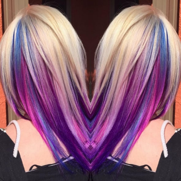 Underlights Hair Color Trend Popsugar Beauty Photo 11