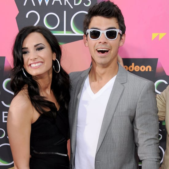Demi Lovato and Joe Jonas Pictures