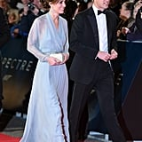 The duo had a glamorous night out in October 2015 when they attended the London premiere of Spectre at Royal Albert Hall.