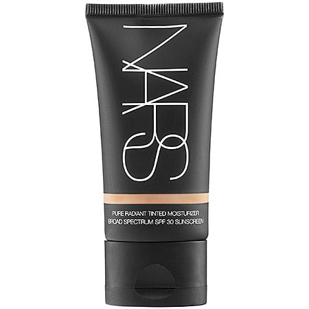 A tinted moisturizer with SPF