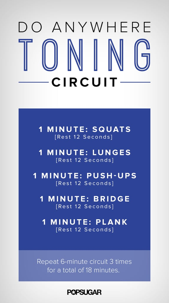 Best Workout Posters | POPSUGAR Fitness Australia