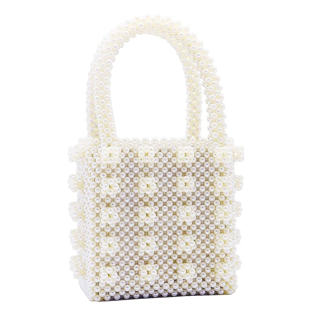 Miuco Beaded Handbag