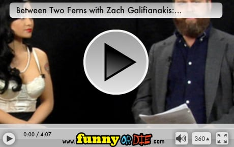 Video of Jennifer Aniston on Between Two Ferns With Zach Galifianakis