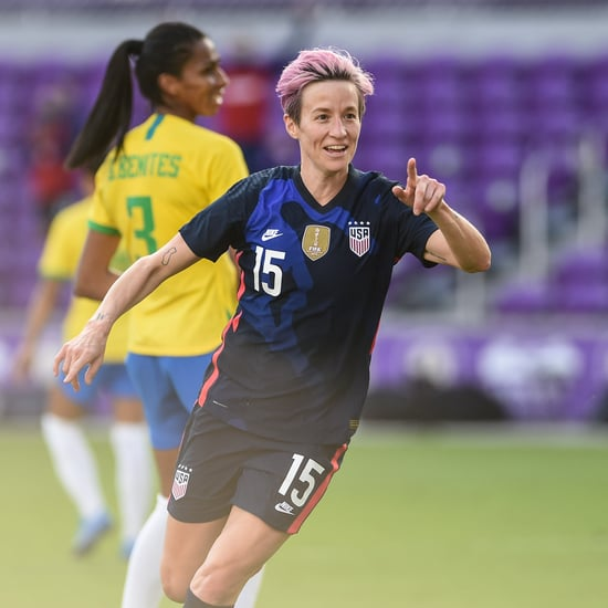 Watch Megan Rapinoe Pay Tribute to Baby Sloane Phillips