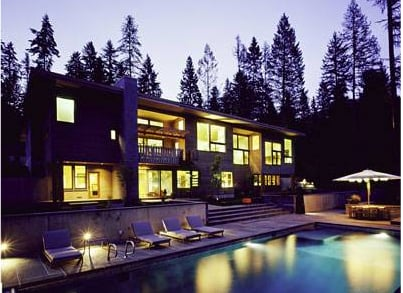 Coveted Crib: A Modern Wilderness Hideaway
